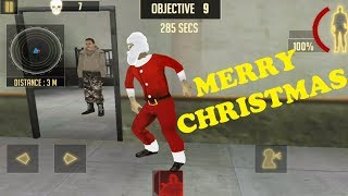 Santa Secret Stealth Objective 6-10 Android Game
