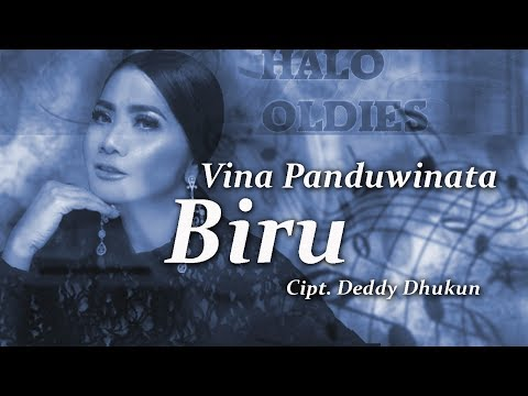 Vina Panduwinata - Biru (Lyric Video)