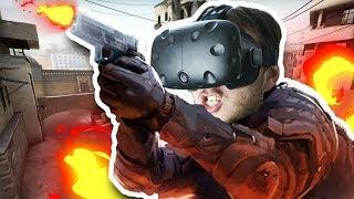 КЛОН CS GO ДЛЯ VR! - Pavlov VR ( HTC Vive )