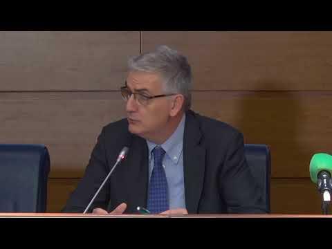 Coronavirus, la conferenza stampa della Protezione civile
