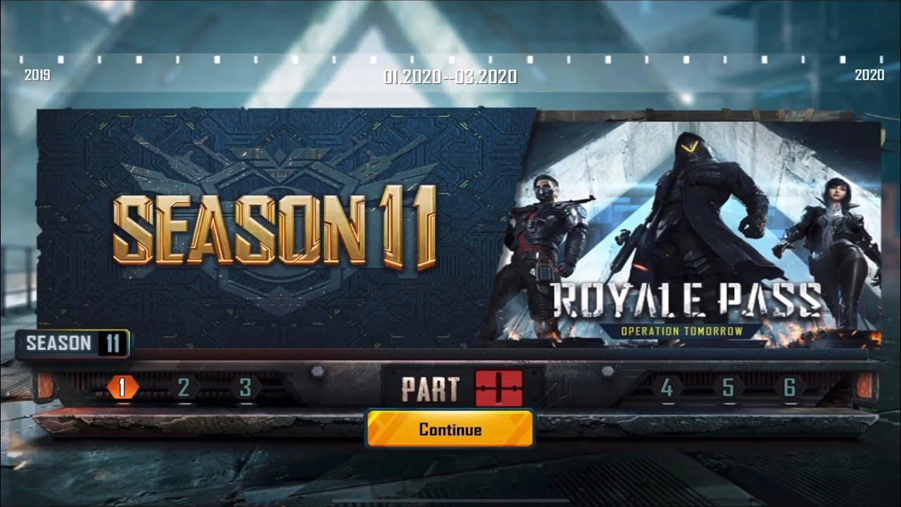 Full Max Royal Pass Season 11 🔥 - PUBG Mobile