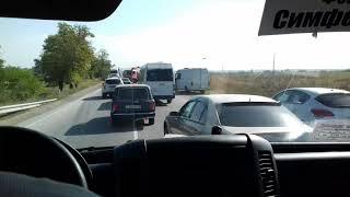 видео ДТП под Белогорском унесло четыре жизни