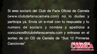 Concurso Navideño - www.clubdefanscamela.com