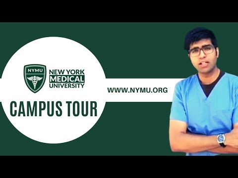 New York Medical University Campus | MBBS In Curacao | NYMU Official