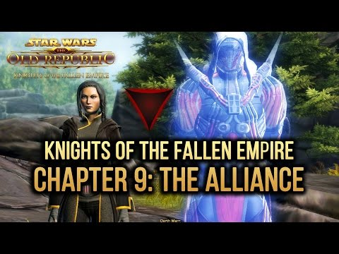 SWTOR Knights of The Fallen Empire - Chapter 9: The Alliance (Dark Side)