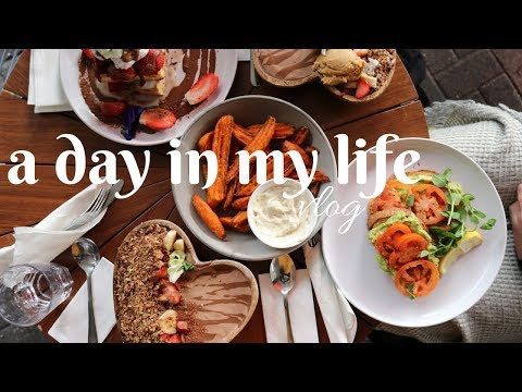 A DAY IN MY LIFE VLOG + Goodness Me Box Unboxing & Trying Woolworths Plant Based Mince