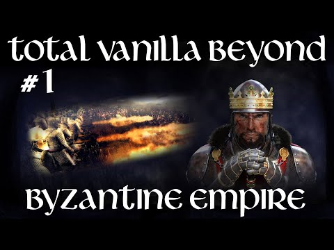 M2TW: Total Vanilla Beyond Mod ~ Byzantine Empire Campaign Part 1, Cleansed in Fire!