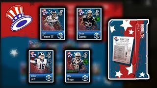 Massive Results Pack Opening - So Many New Diamonds - Madden Overdrive