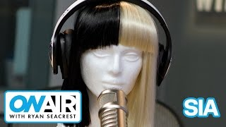 Sia Plays Would You Rather | On Air with Ryan Seacrest