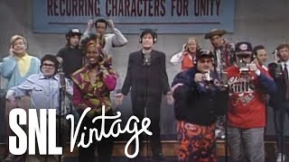 Recurring Characters for Unity - SNL