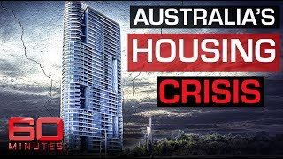 Expert warns Australia could turn into slums in 20 years | 60 Minutes Australia
