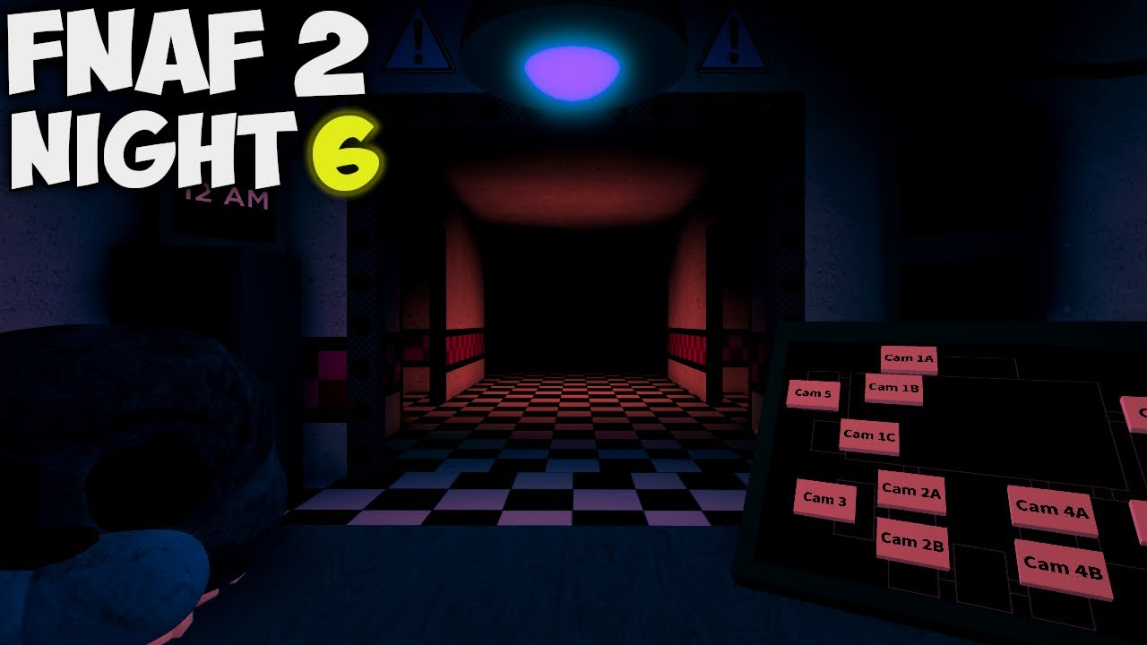 Download FNaF : Support Requested - Fnaf 2 [Night 6] - Roblox #16