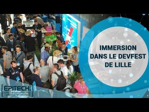 Découvrez le Devfest à Lille avec Epitech Lille