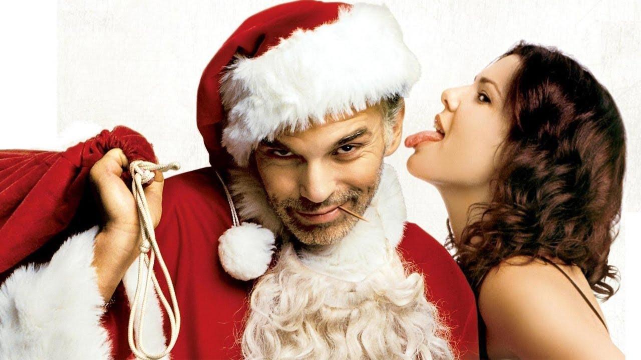Санта и девочки