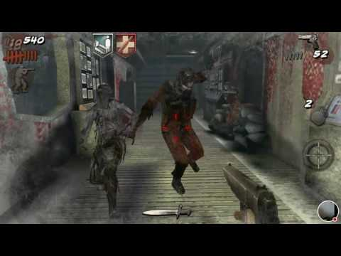 My COD zombies android gameplay