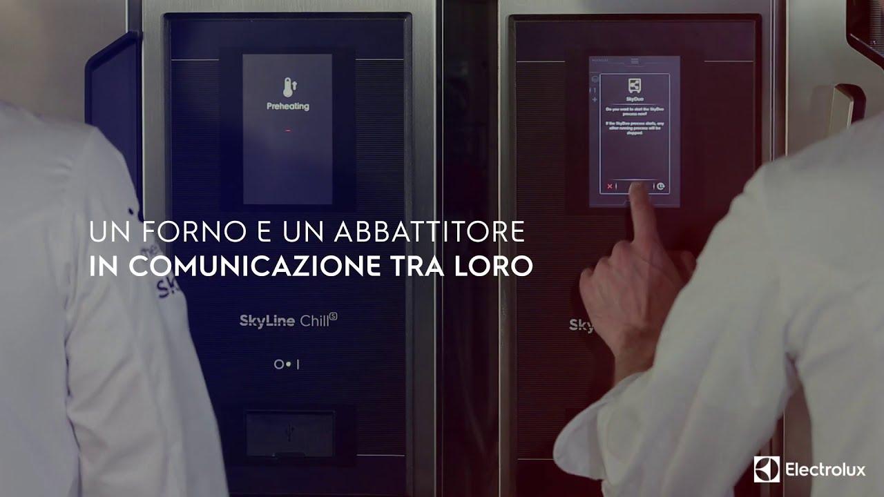 Download Il nuovo Forno SkyLine. Un sistema innovativo Cook and Chill di Electrolux Professional.
