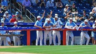 UNC Baseball: Heels Best BC 13-5, Advance to ACC Championship
