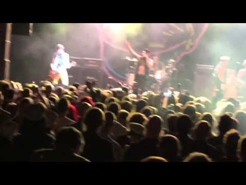 Turbonegro @ Circus Helsinki 5.12.2014 - Money For Nothing
