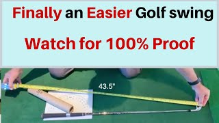 Finally the most Simple Solution to hitting great golf shots. Guaranteed!