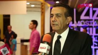أسامة منير: ابنى الكبير بيسأل مين عمرو دياب