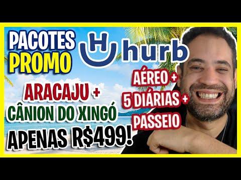 ÚLTIMA CHANCE! PACOTE ARACAJU COM PASSEIO PARA O CÂNION DO XINGO POR APENAS R$499