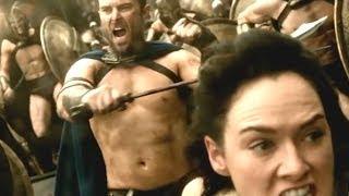 300 спартанцев: Расцвет империи — Третий русский трейлер (HD)
