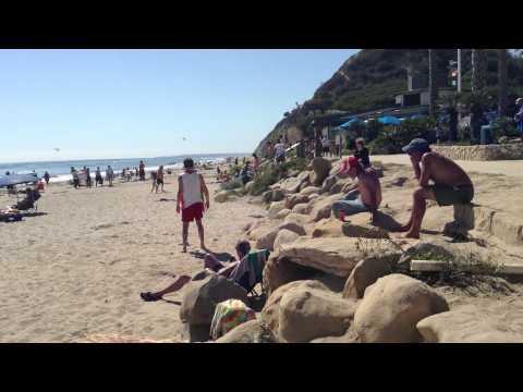 Santa Barbara Beach Walk - Mesa Steps - Hendry's & Douglas Family Preserve