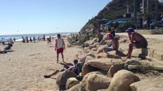 Santa Barbara Beach Walk - Mesa Steps - Hendry