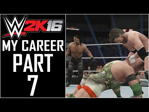 """WWE 2K16 - My Career - Let's Play - Part 7 - """"An Unlikely Alliance (Smackdown Debut)"""""""