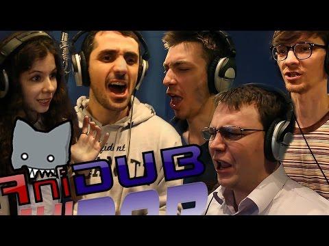 Безумие на студии AniDub :D