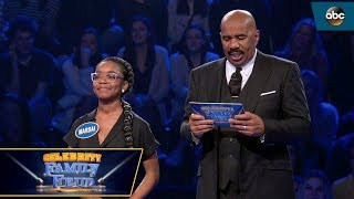 Team black-ish Fast Money - Celebrity Family Feud