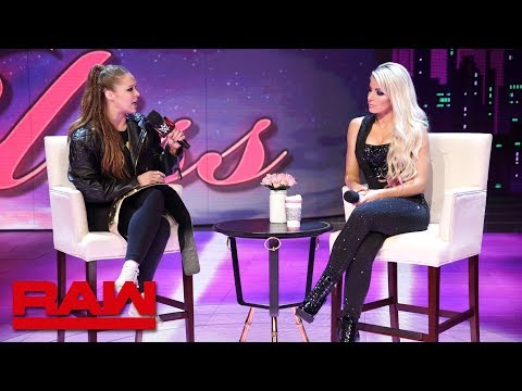 """The debut """"Moment of Bliss"""" descends into chaos: Raw, Jan. 7, 2019"""