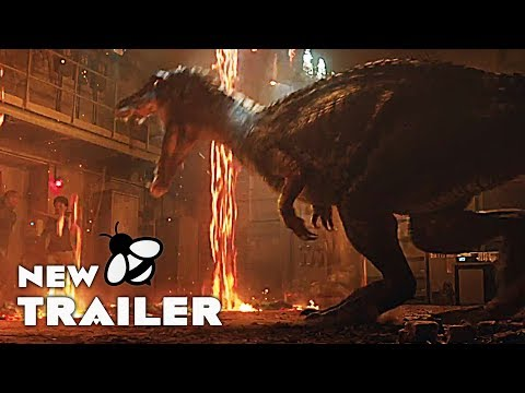 Jurassic World 2 Final Teaser (2018) Fallen Kingdom