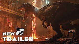 Jurassic World 2 Final Teaser (2018) Fallen Kingdom