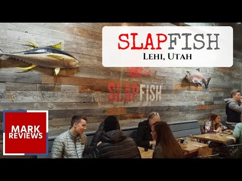 Slapfish - Review - Lehi, Utah