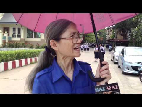 SaiYai Channel สัมภาษณ์ ครูสมศรี