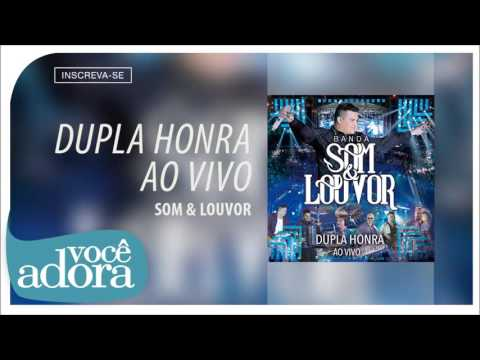 Banda Som & Louvor - Ora Que a Vitória Vai Chegar (Álbum Dupla Honra - Ao Vivo) [Áudio Oficial]