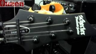 Guitarra Schecter Damien 6 FR