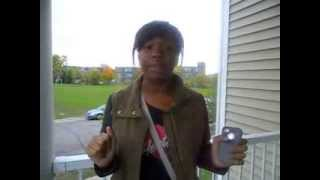 New Female Rapper @AkediaMerrill Freestyle Acapella 2013