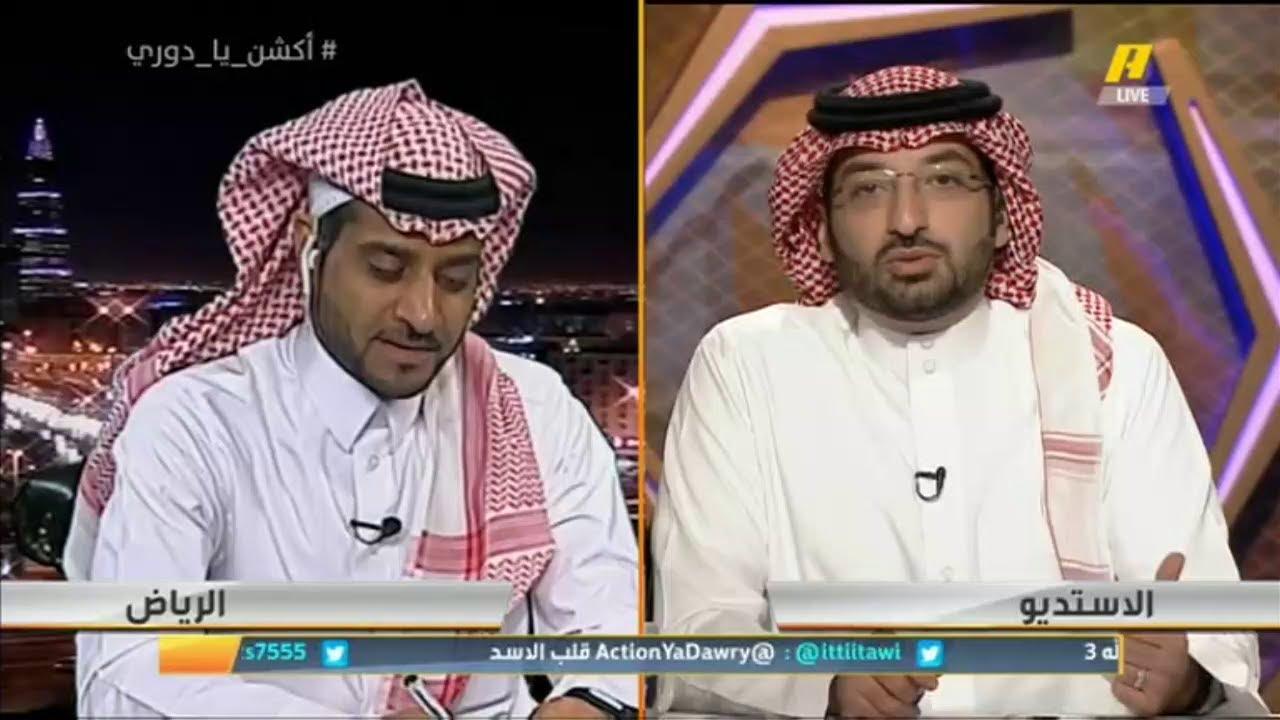 ياسر القحطاني ومحمد الشلهوب
