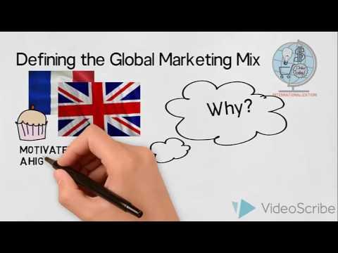 The Global Marketing Mix - Internationalisation - Global Marketing