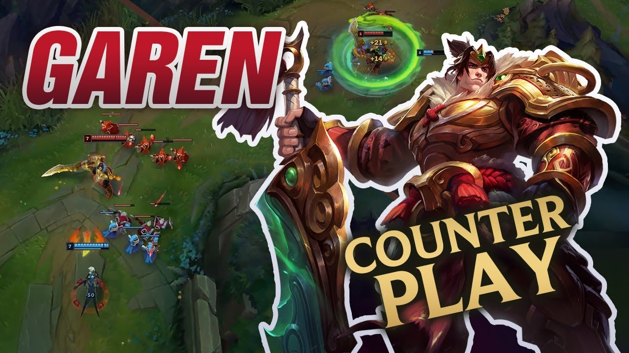 How to Counter Garen, Jax, Aatrox, Fizz + More in LoL