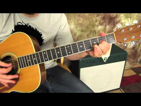 Jack Johnson - If I Had Eyes - How to Play On Acoustic Guitar - Easy Song Lesson