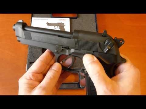 Zoznamka Beretta 92fs