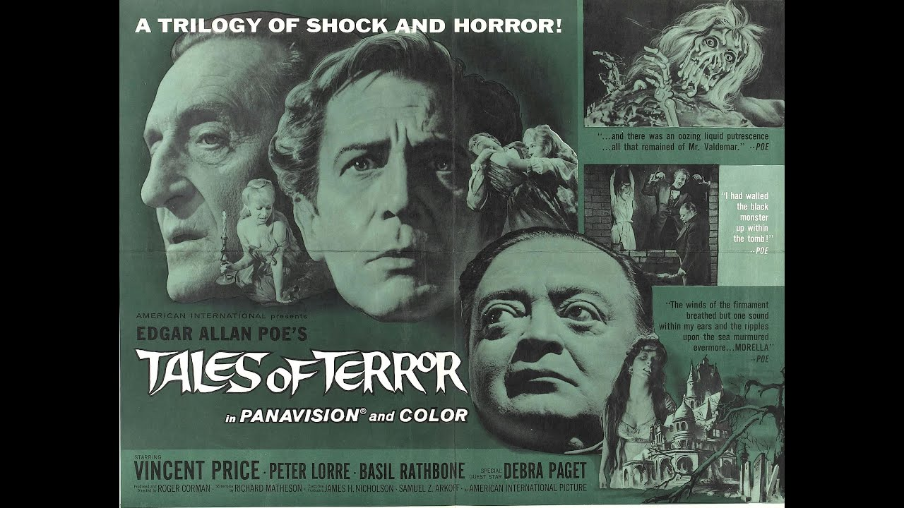 Tales of Terror Tales of Terror The Arrow Video Story YouTube
