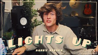 remaking-lights-up-by-harry-styles-in-one-hour-one-hour-song-challenge