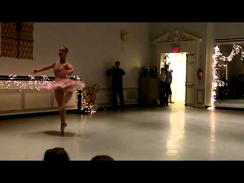 Sugarplum Variation, Marymount Manhattan College - AshleySimone Kirchner