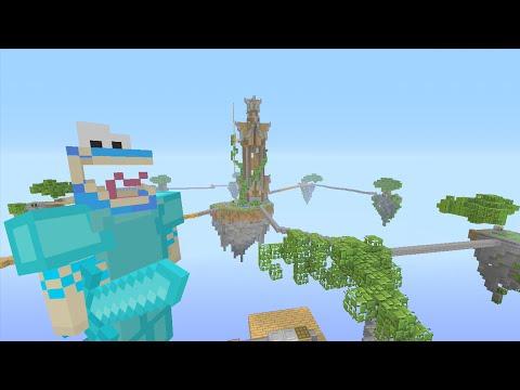 Minecraft XBOX - Skywars - Windy