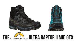 La Sportiva - Ultra Raptor II Mid GTX 2