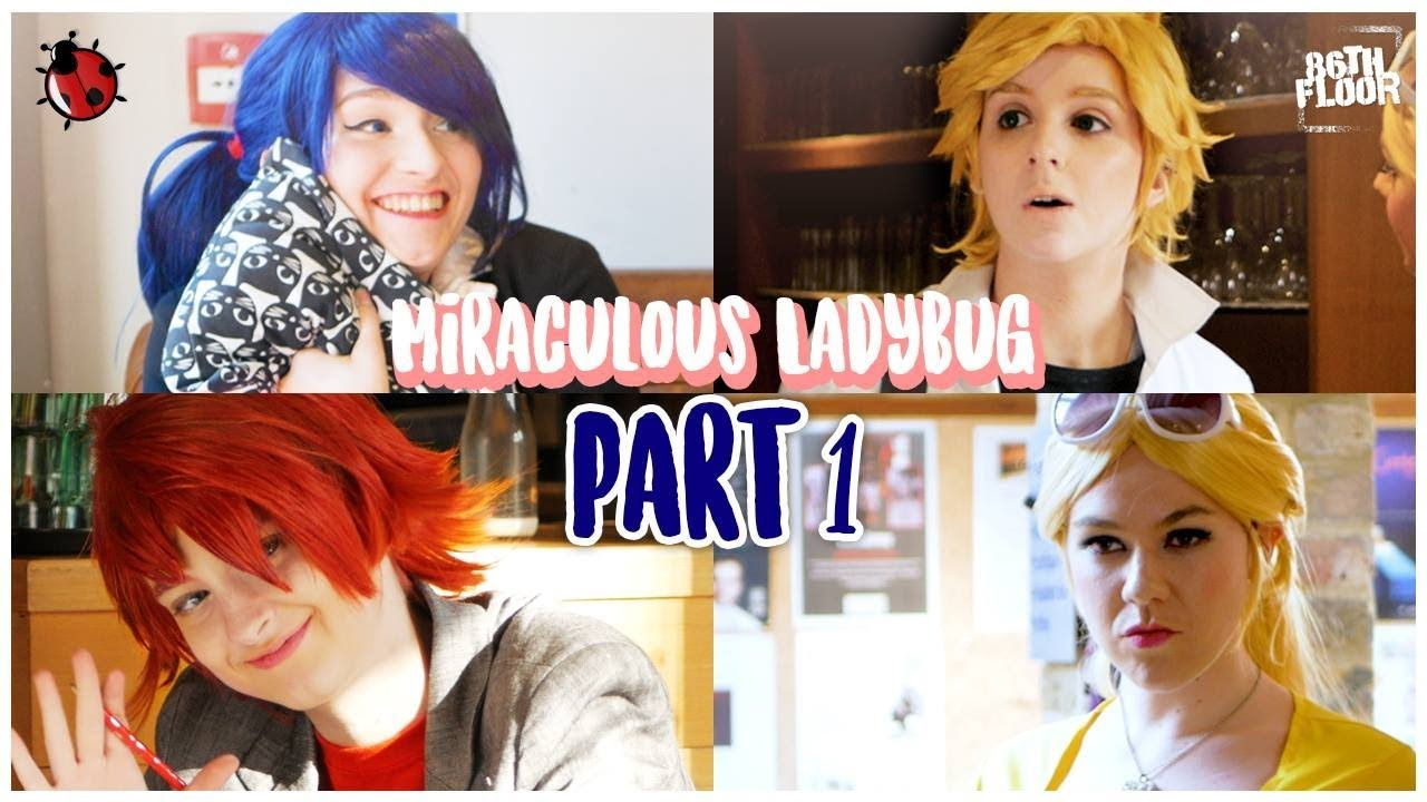 Miraculous ladybug and chat noir cosplay music video